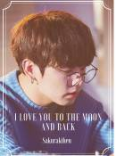 I love you to the moon and back - jjk